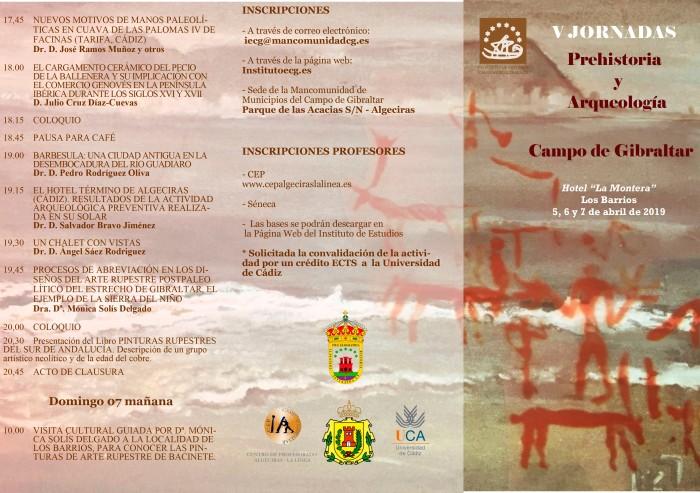 Programa V Jornadas de Prehistoria y Arqueología (1)-1