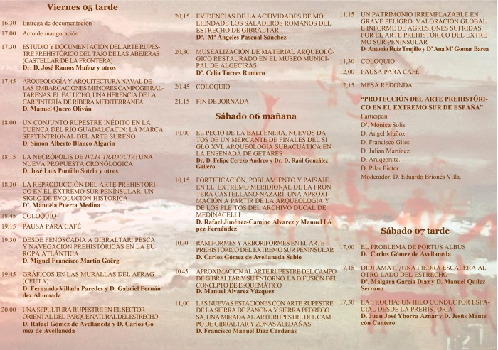 Programa V Jornadas de Prehistoria y Arqueología (1)-2